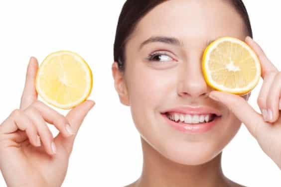 eliminar estrias con limon