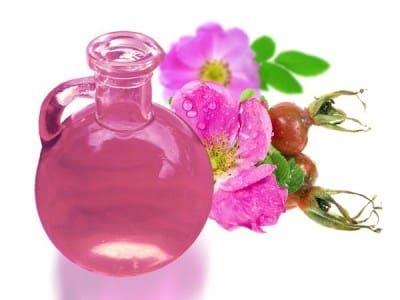 rosa mosqueta para eliminar las estrias